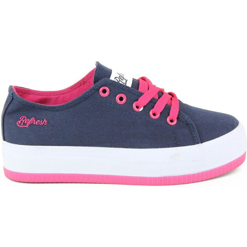Chaussures Fille Baskets basses Refresh 60908 Azul