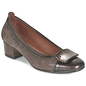 Chaussures Femme Escarpins Hispanitas ANDREA Marron