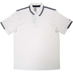 Vêtements Homme Polos manches courtes adidas Performance M Clsc Polo Trad Pip Blanc