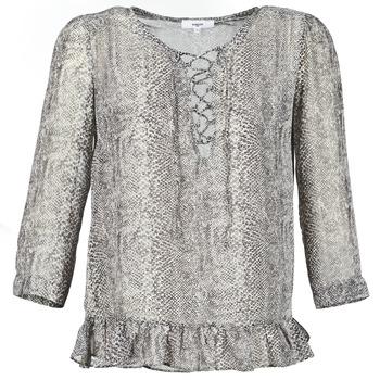 Vêtements Femme Tops / Blouses Suncoo LANA Gris