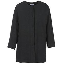 Vêtements Femme Manteaux Suncoo EMILE Noir