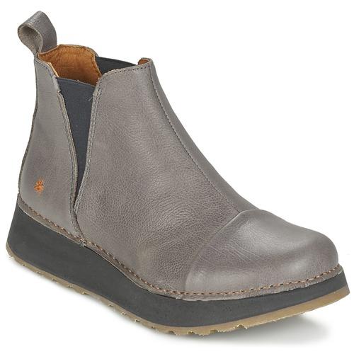Bottines / Boots Art HEATHROW Gris 350x350