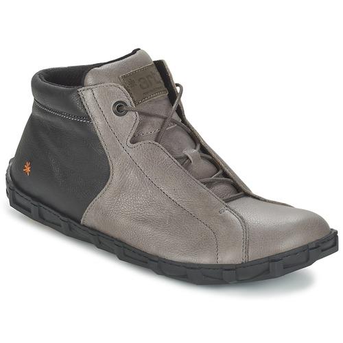 Bottines / Boots Art MELBOURNE Gris / Noir 350x350