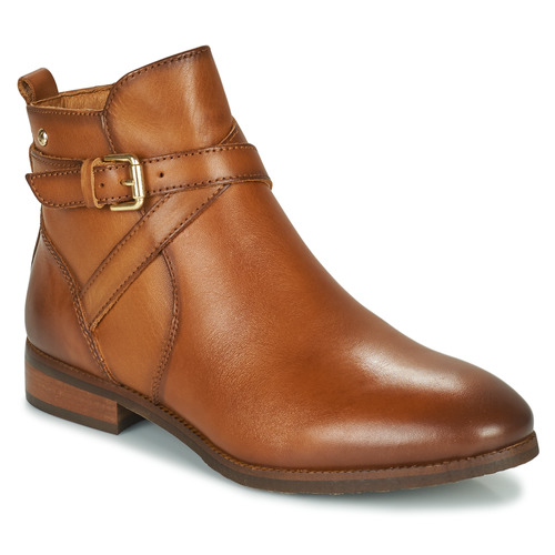 Bottines / Boots Pikolinos ROYAL W4D Cognac 350x350