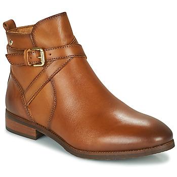 Bottines / Boots Pikolinos ROYAL W4D Cognac 350x350