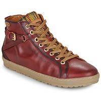 Chaussures Femme Baskets montantes Pikolinos LAGOS 901 Argile