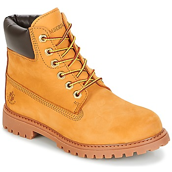Bottines / Boots Lumberjack RIVER Miel 350x350