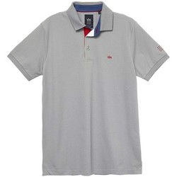 Vêtements Homme Polos manches courtes TBS Polano galet