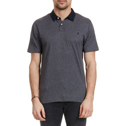 Polos manches courtes Volcom Polo  Wowzer Grind Gris Chine Homme