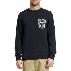 Vêtements Homme Sweats Volcom Sweat Shirt  Mocket Ii Noir Homme Noir