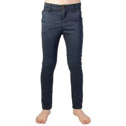 Vêtements Fille Jeans slim Deeluxe Pantalon Enfant S16-7009K Lawson Kid Navy Bleu