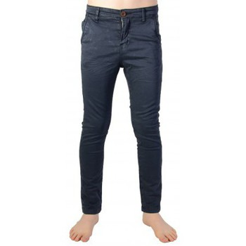 Vêtements Fille Jeans slim Deeluxe Pantalon Deeluxe Enfant S16-7009K Lawson Kid Navy Bleu