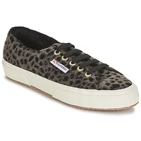 Baskets basses Superga 2750 LEOPARDHORSEW