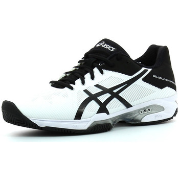Chaussures Homme Sport Indoor Asics Gel Solution speed 3 Clay Blanc