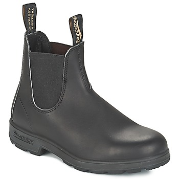 Chaussures Boots Blundstone CLASSIC BOOT Noir / Marron