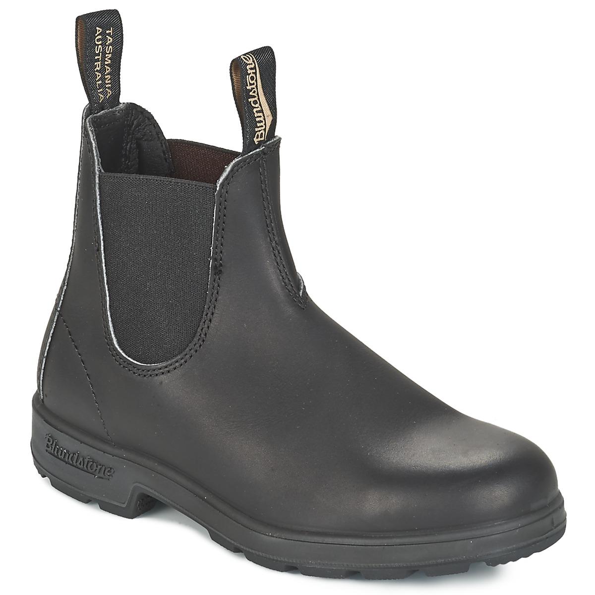 Blundstone CLASSIC BOOT Noir / Marron