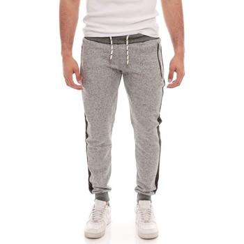 Vêtements Homme Pantalons Ritchie PANTALON JOGGING CANTUTA Gris