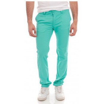 Vêtements Homme Pantalons Ritchie PANTALON CHINO CARL CASUAL Vert