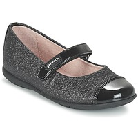Chaussures Fille Ballerines / babies Garvalin JALINA Noir