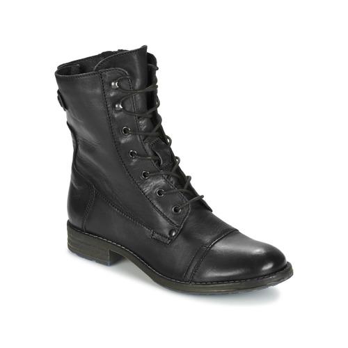 Bottines / Boots Mustang ZITOLA Noir 350x350