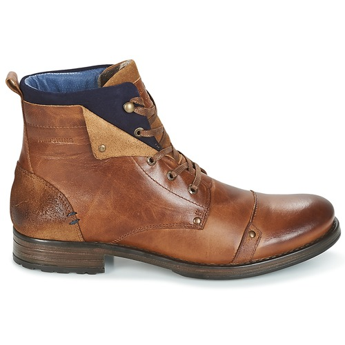 Redskins Redskins Cognac Yedes Homme Yedes Cognac Boots Yedes Homme Boots XPkZTiOu
