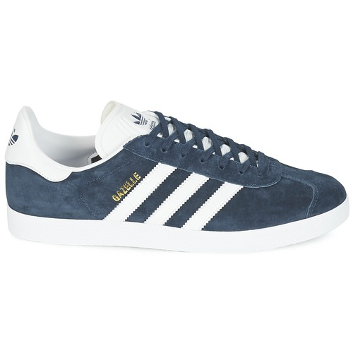 Adidas Marine Originals Gazelle Baskets Basses KFl1JuTc3