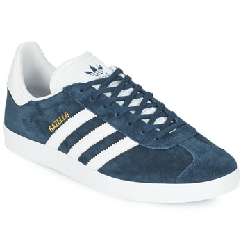 Baskets mode adidas Originals GAZELLE Marine 350x350