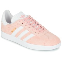 Chaussures Baskets basses adidas Originals GAZELLE Rose