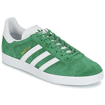 Baskets mode adidas Originals GAZELLE Vert 350x350