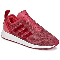 Chaussures Fille Baskets basses adidas Originals ZX FLUX ADV J Rose