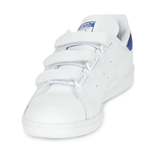 Basses Cf Adidas BlancBleu Baskets Smith Originals Stan rBWdxoQECe