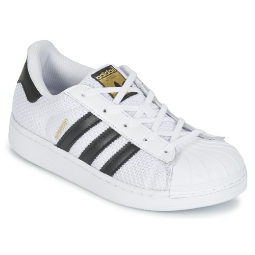 Baskets mode adidas Originals SUPERSTAR EL C Blanc 350x350