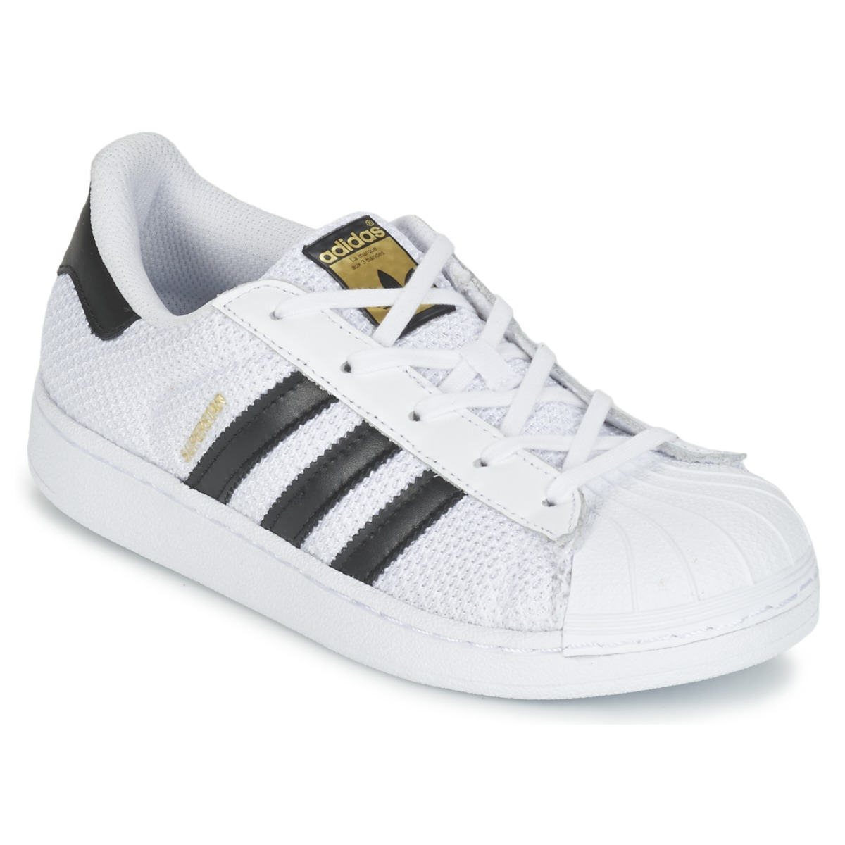 adidas Originals SUPERSTAR EL C Blanc