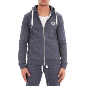 Vêtements Homme Sweats Ritchie SWEAT ZIPPE WAMAP Bleu