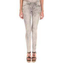 Vêtements Femme Jeans skinny LPB Woman Les Petites bombes Pantalon Skinny Stretch We S161802 Gris