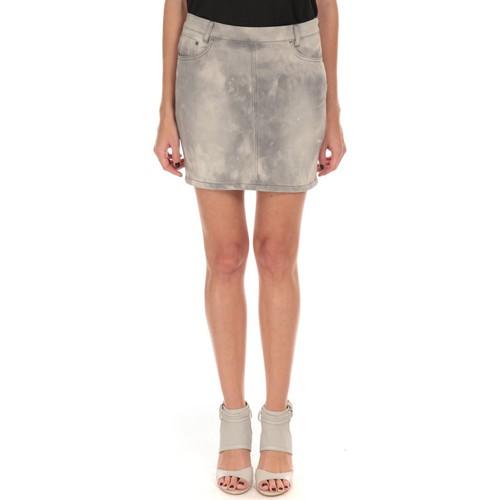 Vêtements Femme Jupes LPB Woman Les Petites Bombes Jupe Stretch Weekend S161803 Gris