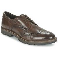 Chaussures Homme Derbies Base London TRENCH Marron