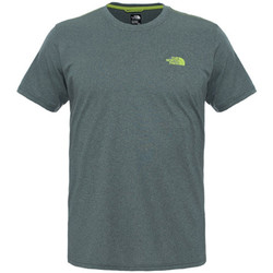 Vêtements Homme T-shirts manches courtes The North Face M MA Graphic Reaxion Ampere Vert