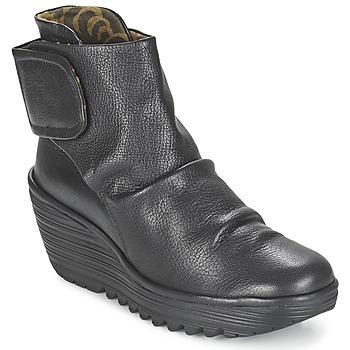 Bottines / Boots Fly London YEGI Noir 350x350