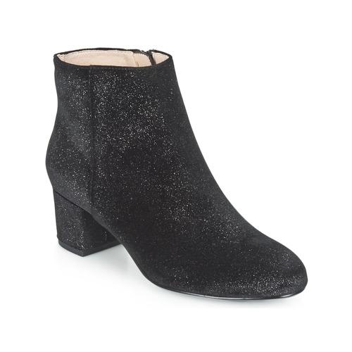 Malù WEST Noir - Livraison Gratuite avec  - Chaussures Bottine Femme