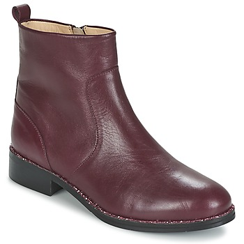 Chaussures Femme Boots Mellow Yellow ARIAGE Bordeaux