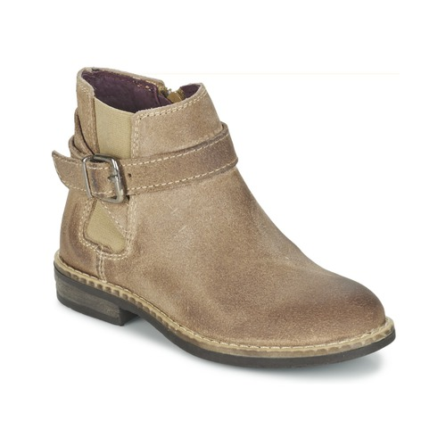 Chaussures Fille Boots Mod'8 NEL Beige