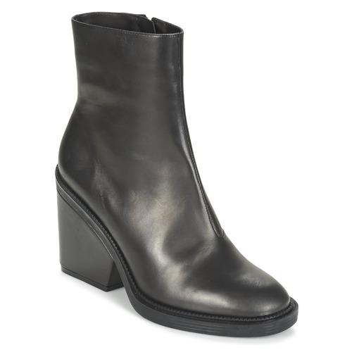 Chaussures Femme Bottines Robert Clergerie BABE Noir