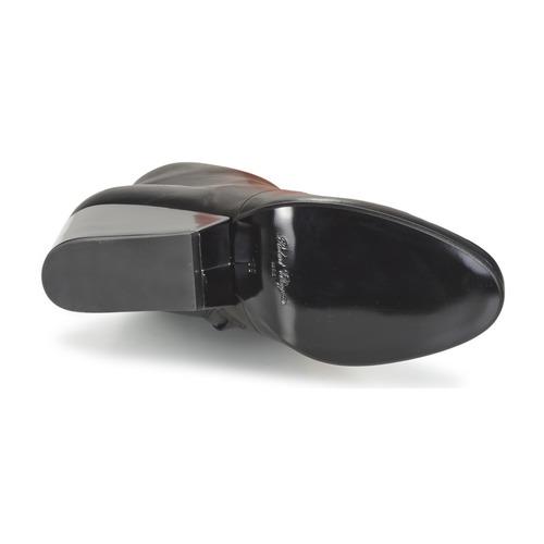 Bottines Femme Toots Chaussures Clergerie Robert Noir gYb6yf7