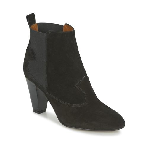 Bottines / Boots Heyraud DAISY Noir 350x350