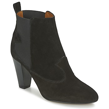Bottines / Boots Heyraud DAISY Noir 350x350