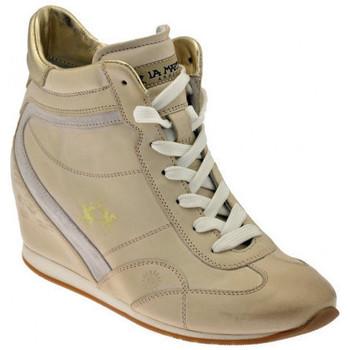 Chaussures Femme Baskets montantes La Martina Calf Devale Sneakers