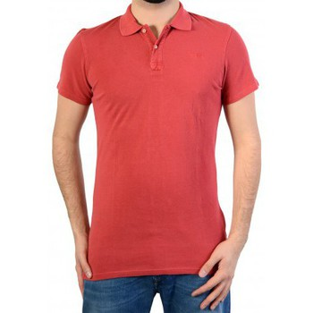 Vêtements Homme Polos manches courtes Pepe jeans Polo  Ernest New Pm540683 Cardinal Red 237 Rouge