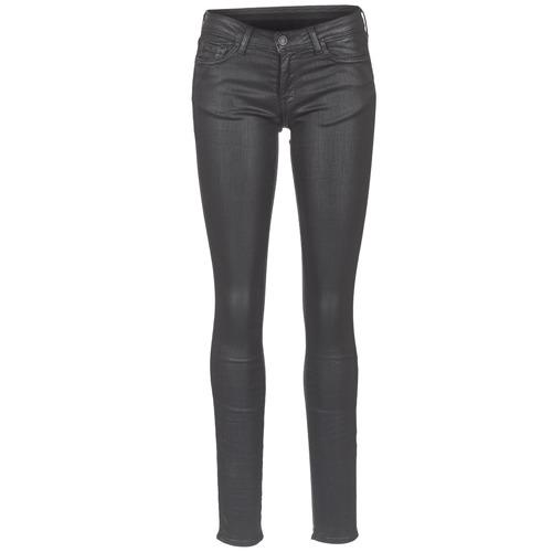 Vêtements Femme Jeans slim Cimarron ROSIE DENM WAX Noir