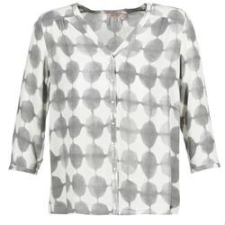 Vêtements Femme Chemises / Chemisiers DDP GOSA Taupe / Ecru